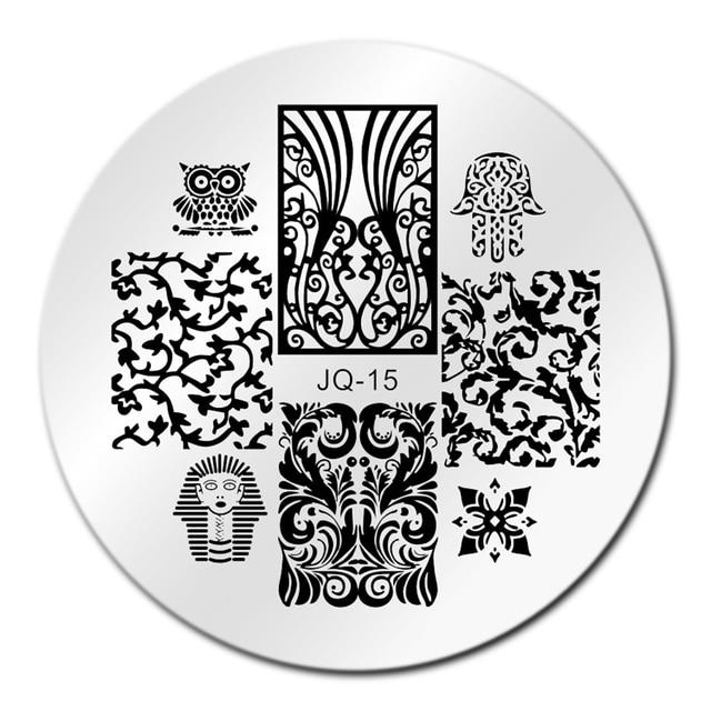 Perfecto Rota Plantillas Ideas Ornamento Elaboración Festooning ...