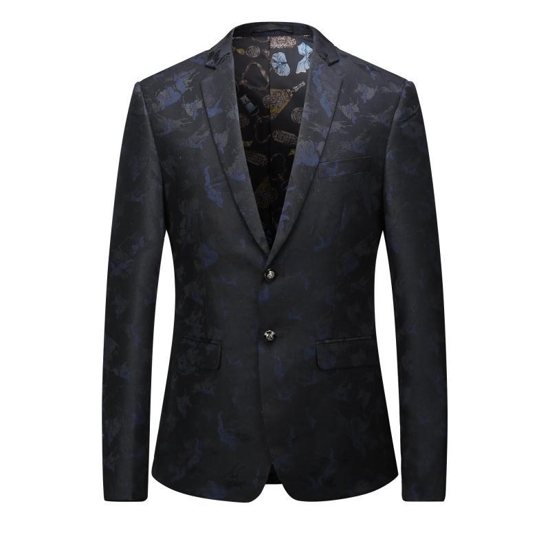 hombres casual traje moda chaqueta calidad para de Traje superior 4qgwqE