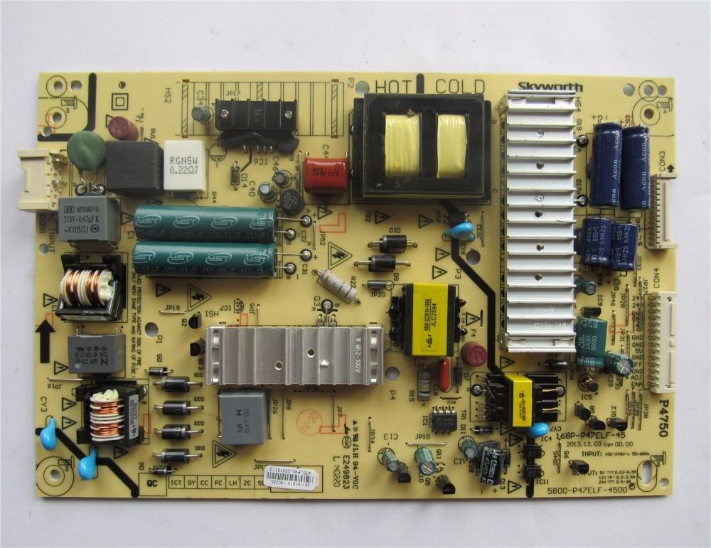 168P-P47ELF-45 5800-P47ELF-4500 Good Working Tested fx10b 168p sv1 85