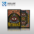 1 Unids EE.UU. importaciones mito naipes Bicycle Mitología Poker Mazo Magic Props Trucos de Magia Envío Libre