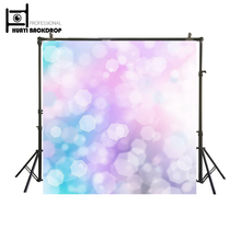 Printed Photography Background shimmer Bokeh lights Drop 8x10ft bg-266