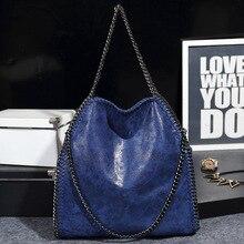 Frauen Tasche Pu-leder Mode Kette Frauen Umhängetasche Taschen Feminina Carteras Mujer handtaschen frauen Totes