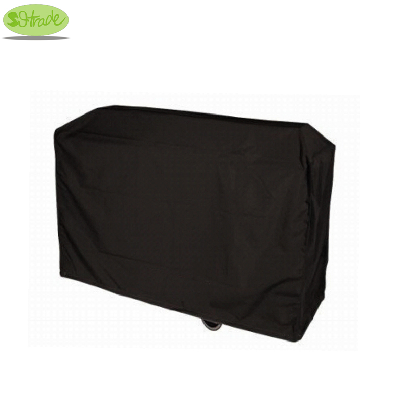 "Free shipping BBQ cover 38"" with ribbons,BBQ cover water-proofed,BBQ grill protective cover 38''Lx20''Wx31''H (97x51x80cm)"