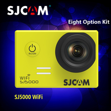 New Original SJCAM SJ5000 WIFI Helmet Action Camera 1080P Full HD  SJ 5000 Wifi Cam HD DV 1.5 LCD Waterproof Sport Camera