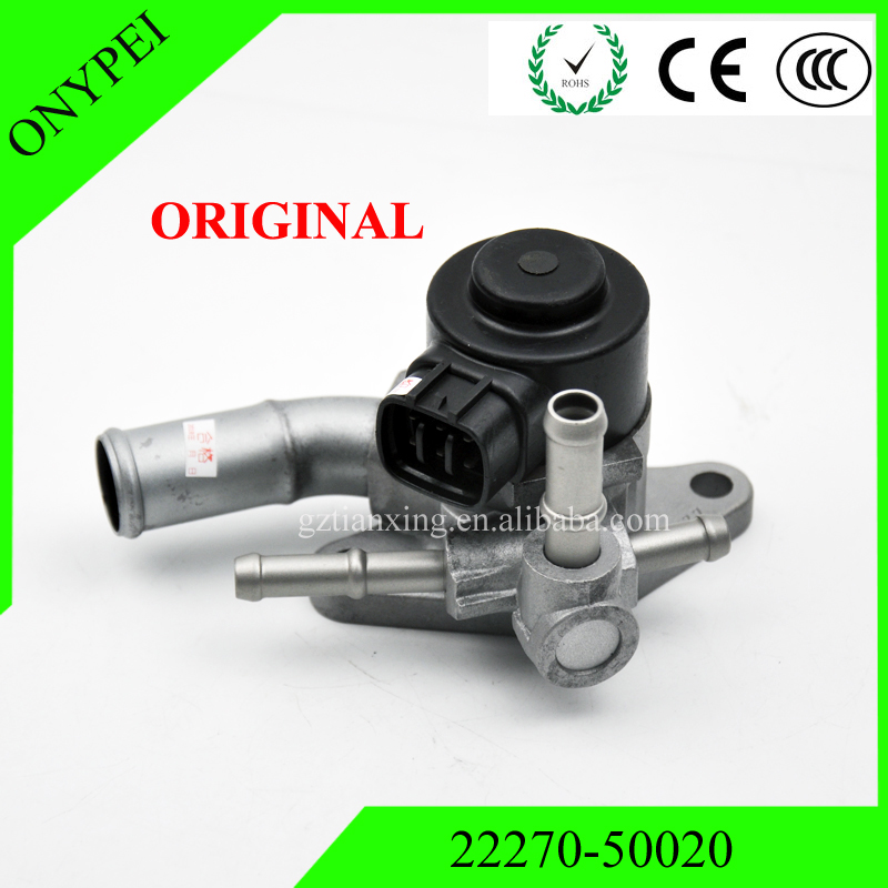 Original 22270 50020 Idle Air Speed Control Valve For 1993 1997 Lexus LS400 SC400 4 0L
