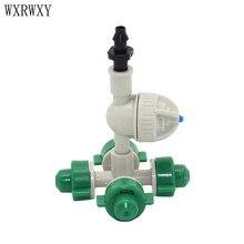 Wxrwxy дождевальные насадки спринклерная головка противокапельная запотевающая насадка садовые спринклеры Капельное орошение для теплицы 2 шт