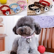 Bone Big Bell Diameter 4cm Muzzle Dog Tag Collars for Dogs Harness Leash Supplies Necklace Seat Belt Cute Wearable Traction