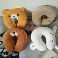 1 Pcs 4 NEW Dog Rabit U Pillows Cute Cartoon Girls Cotton Lovely Animal Plush Toys