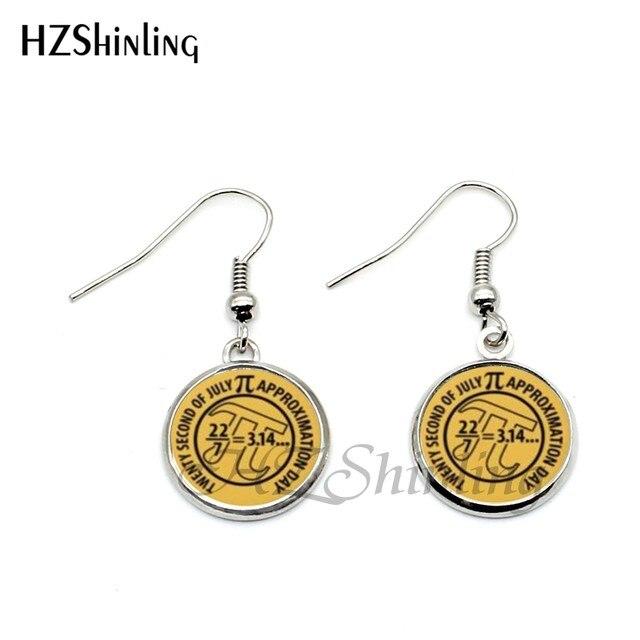 Online Shop Nhe 003 Pi Earrings Math Jewelry Gifts Teachers Science