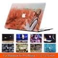 Цветок Чехол Для Apple Macbook 11.6 12 13.3 15.4 Air Pro Retina ноутбука Протектор Для Mac book 11 12 13 15 дюймов случае логотип
