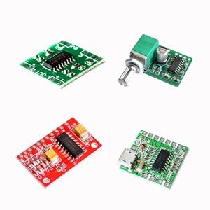 PAM8403 Module Digital Power Amplifier Board Miniature Class D Power Amplifier Board USB Power Supply 2 * 3 W High 2.5 ~ 5 V 1