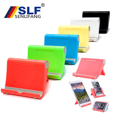 ФОТО mini universal adjustable foldable cell phone tablet desk stand holder smartphone mobile phone bracket for ipad samsung iphone