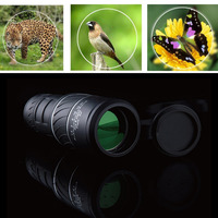 PANDA Day Vision 40x60 HD Optical Monocular Hunting Camping Hiking Telescope Car Styling Universal