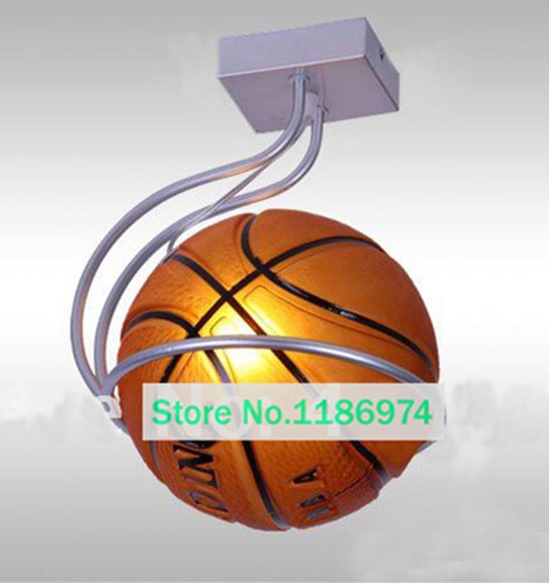 kids ceiling lamp basketball simple bar hanging li cheap lighting fixtures