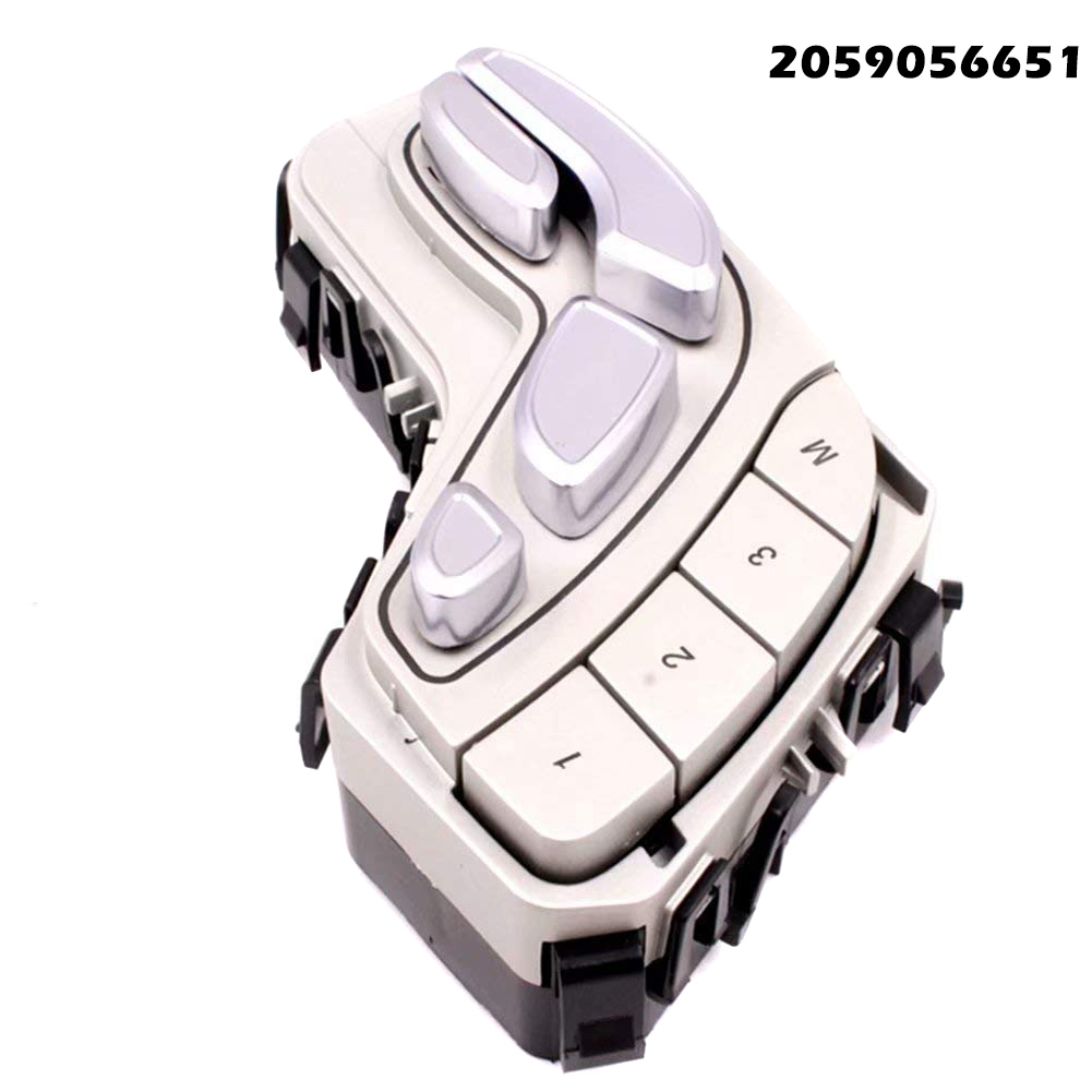 1 Pcs Car Left Right Front Seat Switch 2059056651 2059057851 For Mercedes W205 X253 C253 DXY88