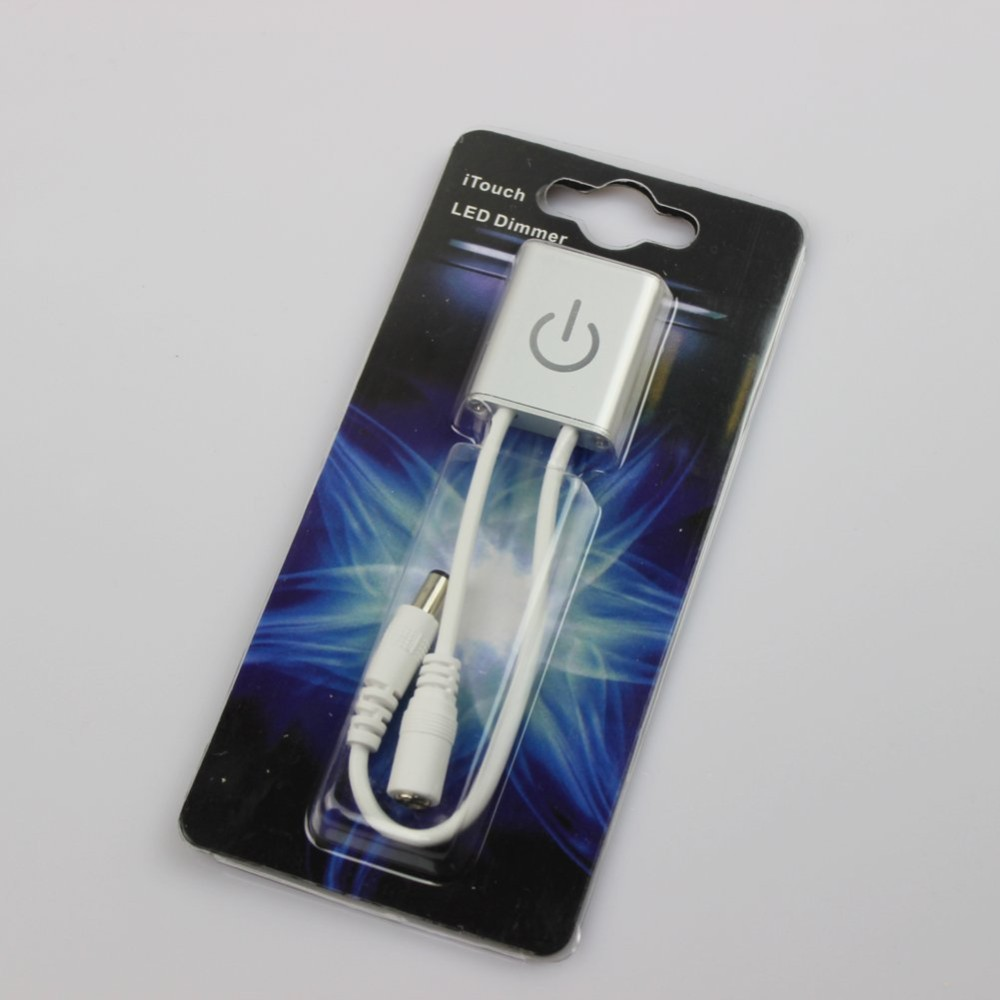 20pcs Lot 50cm Dc12v Dimmable Touch Sensor Light Led Strip: Aliexpress.com : Buy 20pcs DC12V 24V 3A ITouch LED Dimmer