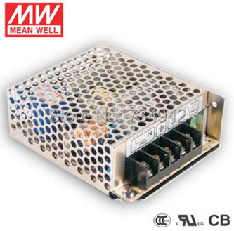 MEANWELL 24V 25W UL Certificated NES series Switching Power Supply 85-264V AC to 24V DC meanwell 24v 75w ul certificated nes series switching power supply 85 264v ac to 24v dc