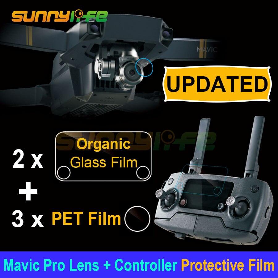 Sunnylife 5pcs / set HD Lente de la cámara Película protectora + - Cámara y foto - foto 2