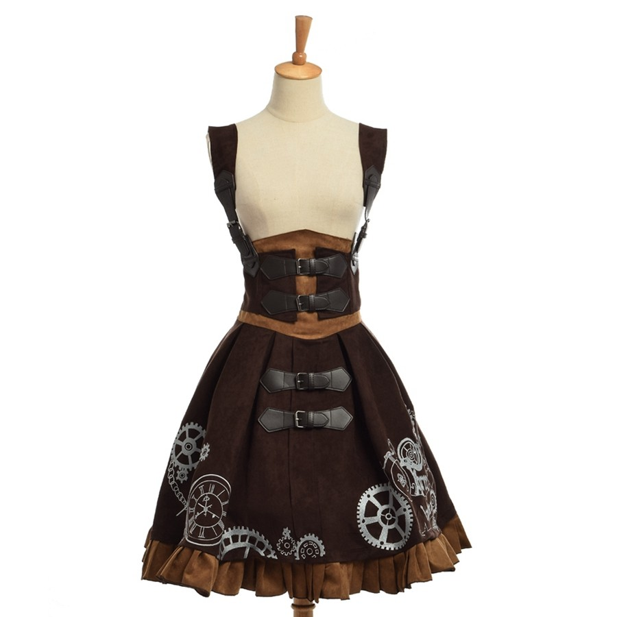 Lolita Corset Dress (5)