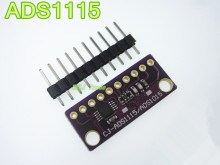 10PCS/LOT I2C ADS1115 16 Bit ADC 4 channel Module with Programmable Gain Amplifier 2.0V to 5.5V for Arduino RPi