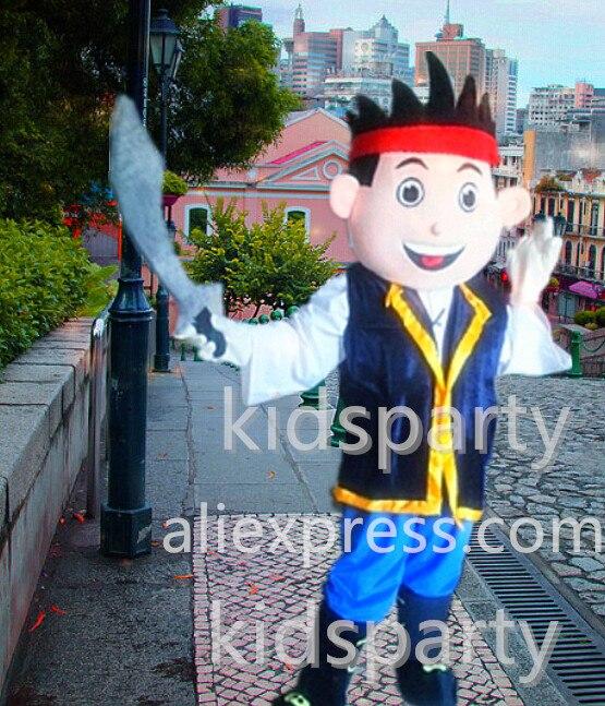 Smart jack pirata del mare rover vichingo corsair boy jake costume
