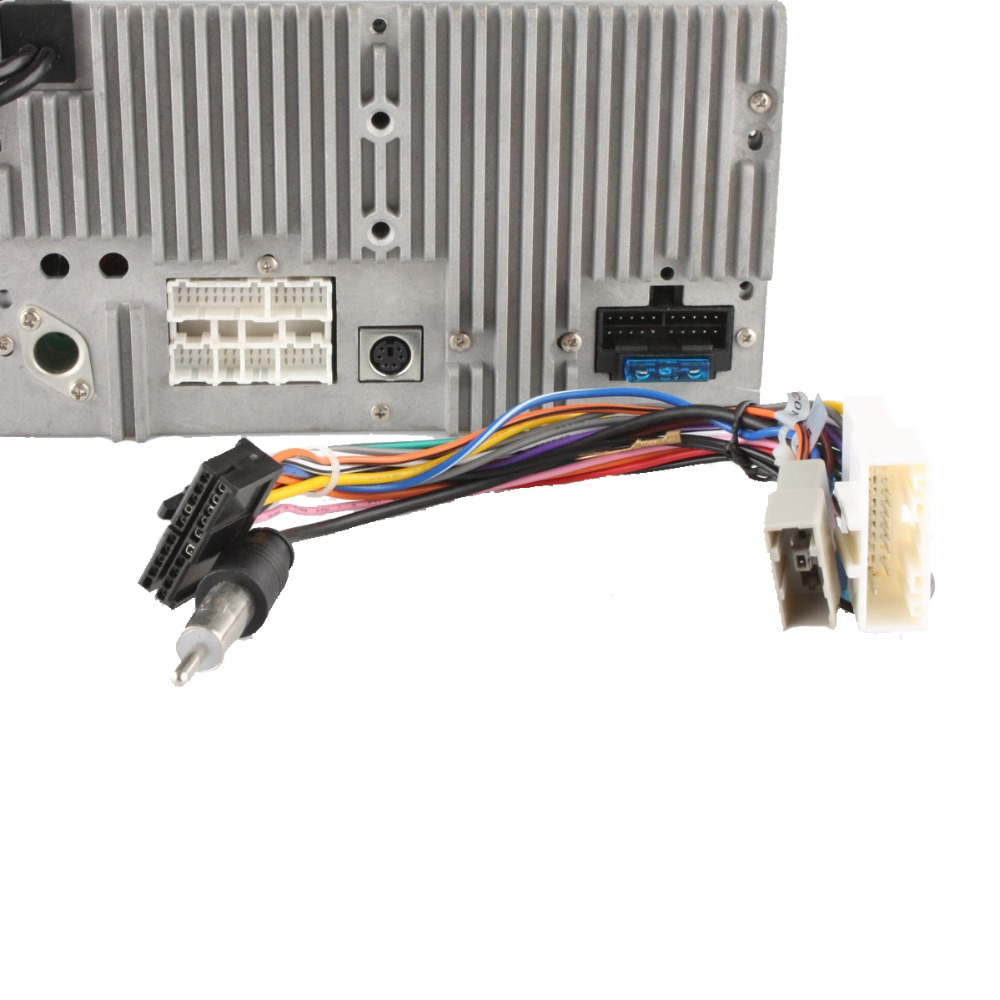 Power Adapter Wiring Harness Connector ISO Cable Used in Ownice ...