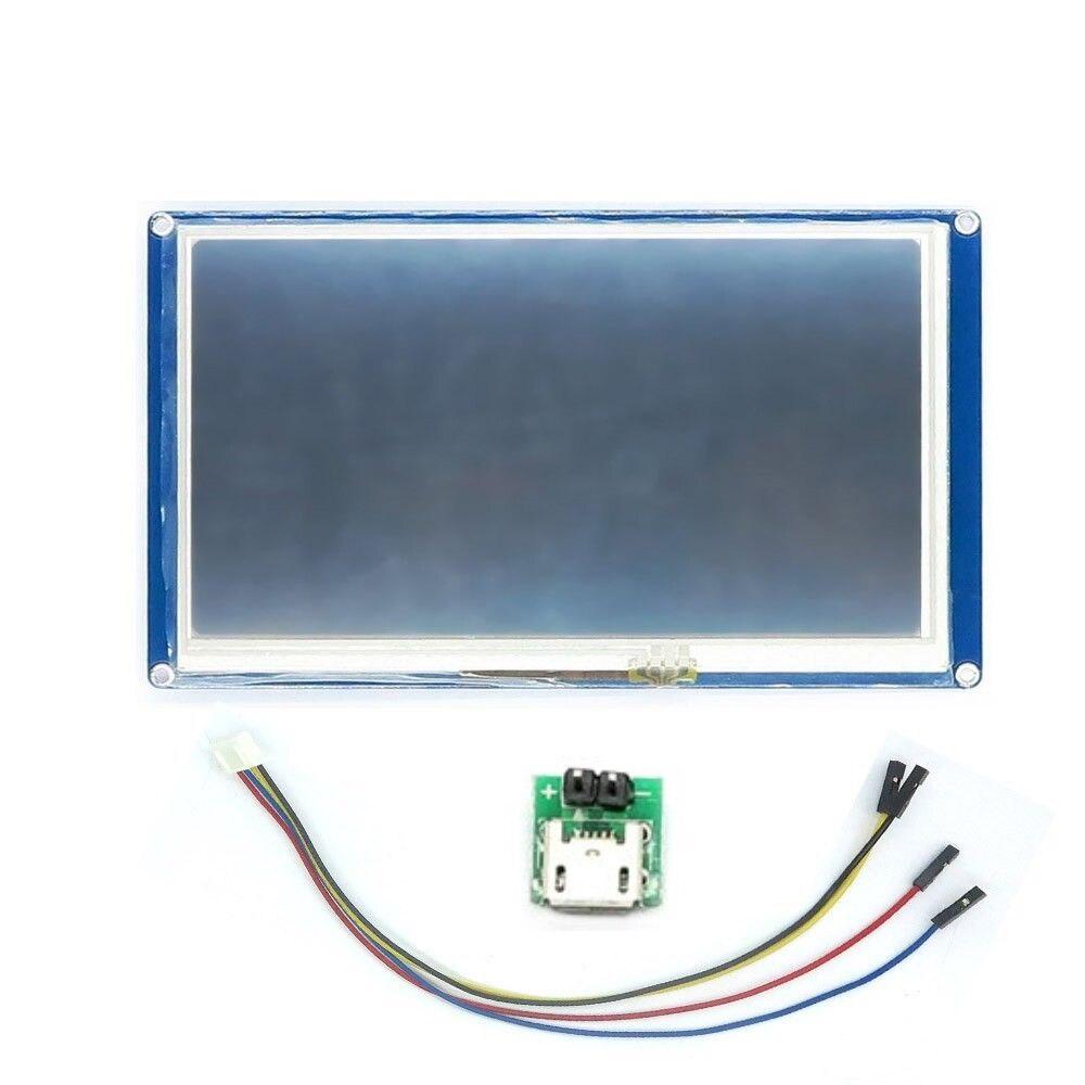 Nextion 2,4 ''UART HMI умный ЖК-модуль сенсорный экран NX3224T024 для