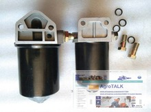 Taishan TS250 254 300 304 tractor parts, set of fuel and oil filter for engine FD295T or FD2100T