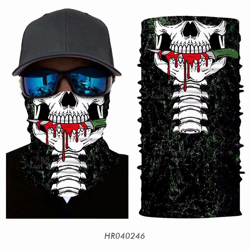 de secagem Rápida bandanas Ciclismo Máscara Facial