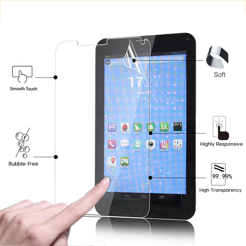 """3X Premium Clear LCD Screen Protector film Shield for Apple iPad Pro 9.7/"""" Inch"""
