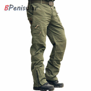 Image 4 - Tactical Pants 101 Airborne Casual Pants Khaki Paintball Plus Size Cotton Pockets Military Army Camouflage Cargo Pant For Men