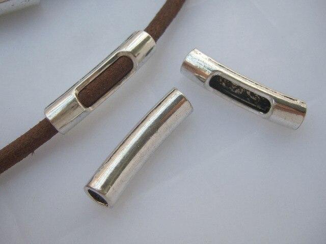 Aliexpress buy pcs antique silver mm hole long