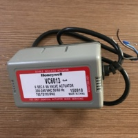 Honeywell Electric Two Way Valve Central Air Conditioning Fan Coil Two Way Valve Solenoid Valve VC6013