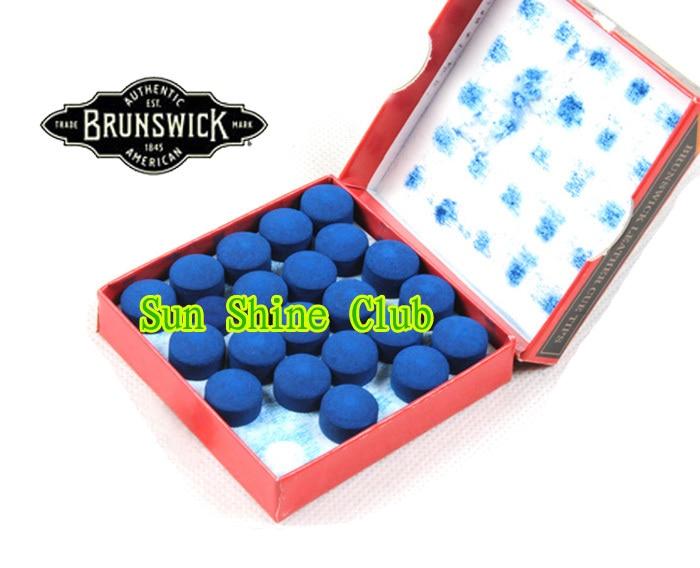 Free Shipping 10pcs Lot Original Brunswick Blue Diamond