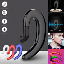 HIPERDEAL Business Man Gift V6 Beengeleiding Draadloze Bluetooth 4.2 Headset Stereo Sport Hoofdtelefoon Universele Stereo BAY07(China)
