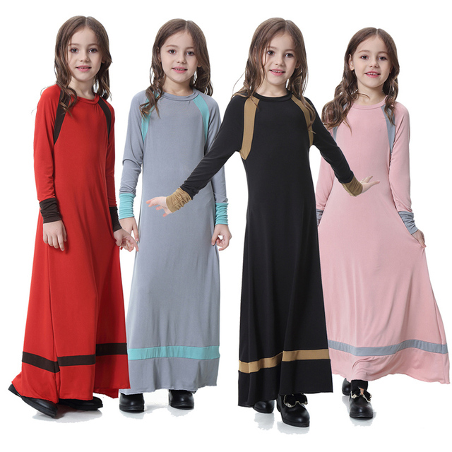 Bangladesh Hijab Turkish Dubai Maxi Abaya 29 Muslim arab Girl 49Off Us15 Bodycon Dress In Kaftan Vestidos Linen Long Islamic Clothing Children 0wkn8OP