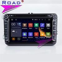 TOPNAVI Android 8,0 4 г + 32 ГБ Octa Core автомобильный gps навигации для Volkswagen Touran Гольф Amarok Tiguan sharan стерео DVD Радио