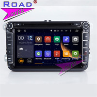 TOPNAVI Android 8.0 4G+32GB Octa Core Car GPS Navigation For Volkswagen Touran Golf Amarok Tiguan Tiguan Sharan Stereo DVD Radio