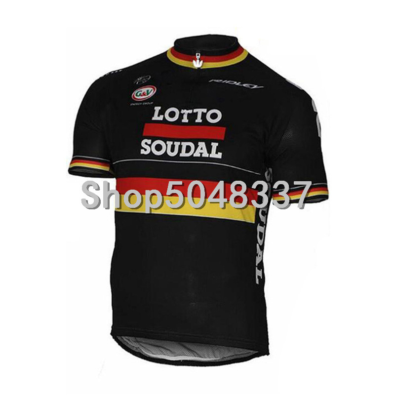 LOTTO 2019 The NEW Cycling Jerseys outdoor Quick dry Breathable MTB Bike jersey Cycling only jersey  Ropa Ciclismo Hombre(China)