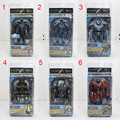 18CM NECA Pacific Rim Jaeger Gipsy Danger and Battle Damage Gipsy Danger PVC Action Figures Collectible Model Toy