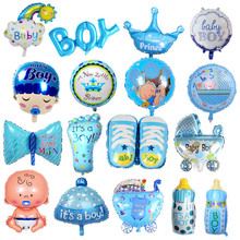 Фотофон с изображением мультяшной шляпы Фольга воздушные шары для дня рождения воздушные шары вечерние украшения, Детская рубашка для мальчика и девочки, вечерние украшения детского дня рождения с рисунком из комиксов