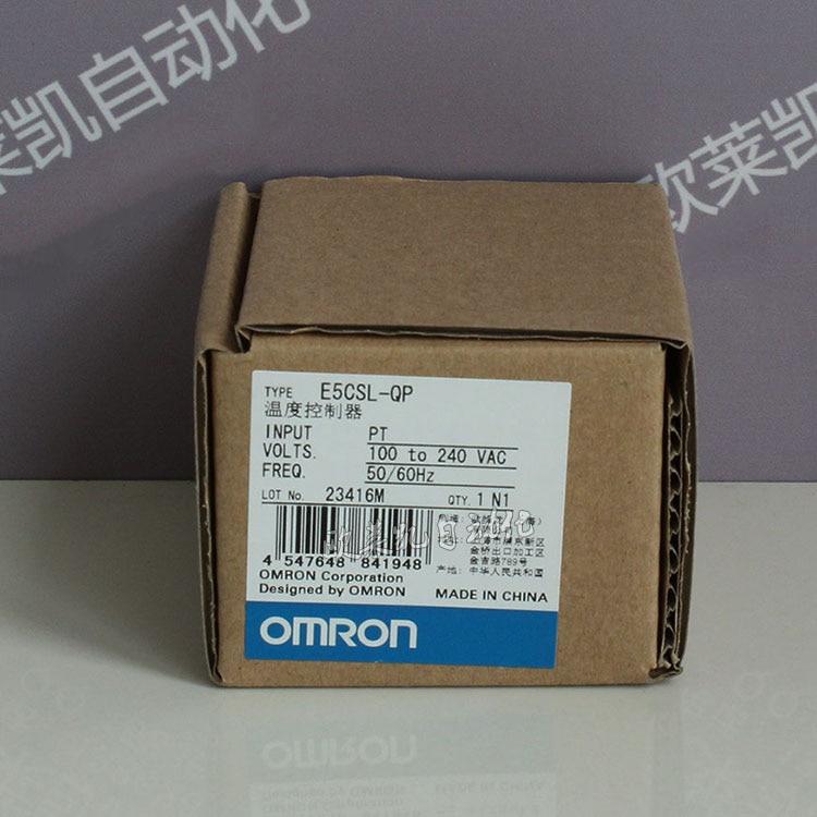 Buy NEW temperature controller E5CSL-RTC/RP E5CSL-QTC/QP for only 35 USD