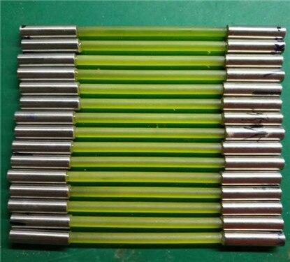 Buona qualità Q-switch ND YAG laser asta di cristallo con il prezzo all'ingrosso
