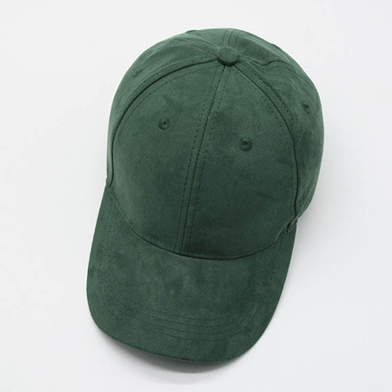 Fibonacci 2018 New Green Flannel   Baseball     Cap   Women Men Snapback Casual Drake Hat