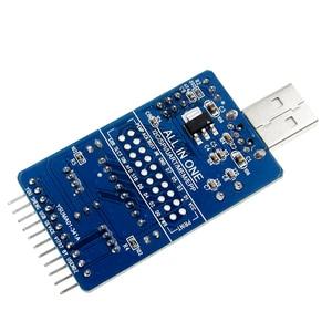 Image 2 - CH341A USB לspi I2C IIC UART TTL ISP הסידורי מתאם מודול EPP/MEM ממיר עבור מברשת סידורי ניפוי RS232 RS485