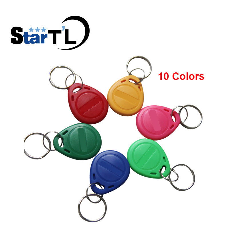 10 Pcs/lot EM4305 Copy Rewritable Writable Rewrite EM ID keyfobs RFID Tag Key Ring Card 125KHZ Proximity Token Access oneodio gaming headset professional studio dj headphones hifi bass stereo wired 3 5mm 6 3mm headphones for games with microphone