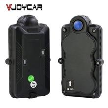 VJOYCAR TK05G Mejor Rastreador GPS 3G WiFi de Seguimiento En Tiempo Real y Offline SD 5000 mAh Recargable Batería Extraíble de Voz Monitor