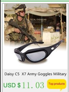 Óculos de proteção Óculos De Sol Dos Homens Óculos de Sol Militares do Sexo Masculino  4 Lente Kit Para O Jogo de Guerra Tático dos homens Óculos Óculos de ... e9cdea9646