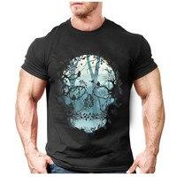 Dark Forest Skull 2017 Senlin Jeep O Neck Trasher Men T Shirts Ajax T Shirt Cactus