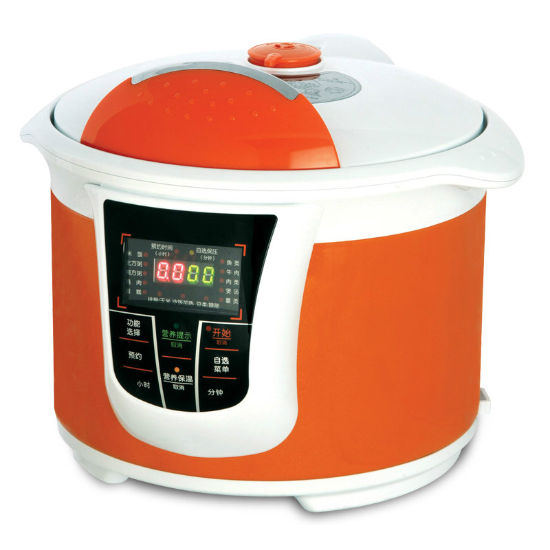 Electric Pressure Cookers pressure cooker 5l home 5-6 people with double gallbladder real electric cooker.Electric Pressure Cookers pressure cooker 5l home 5-6 people with double gallbladder real electric cooker.